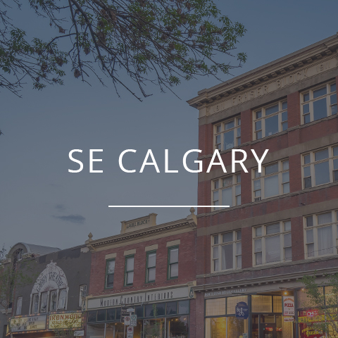 SE Calgary